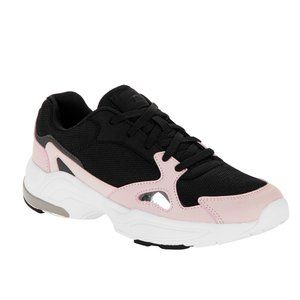 Avia Women's Black/Pink Aviator Shoes 8 & 9.5 NWT